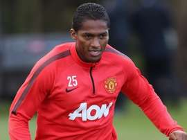 Antonio Valencia is back after his injury in October. Manchester United FC