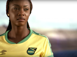 Histórica Jamaica. Youtube/Umbro