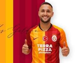 El Galatasaray logra la cesión de Florin Andone. GalatasaraySK
