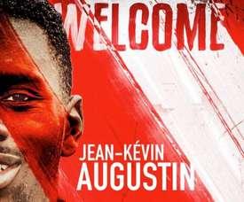 El Mónaco encontró al sustituto de Falcao: llega Augustin. Twitter/AS_Monaco