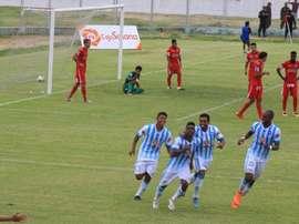 Aponzá es el máximo goleador del Torneo Apertura en Perú. AlianzaAtlético