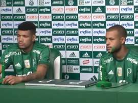 Mayke está suspenso para a partida contra o Bahia. Palmeiras