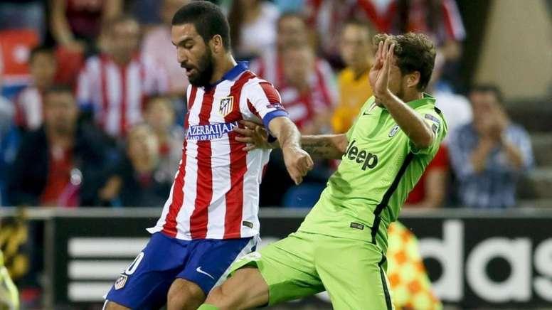 El 'Profe' cree que Arda aprendió mucho en el Atlético. EFE