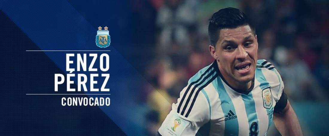 Perez will replace Lanzini in the World Cup.  Argentina