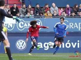 Aridane es uno de los siete sancionados. LaLiga