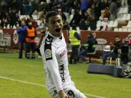Aridane anotó el gol de la victoria. LaLiga