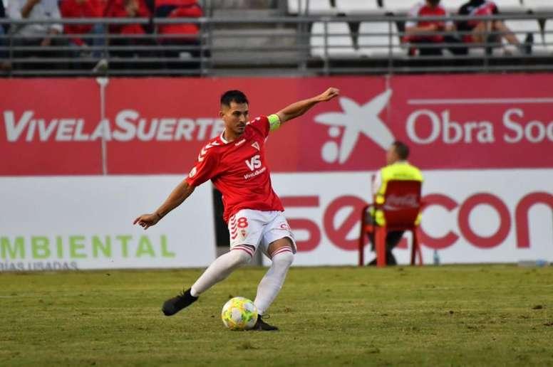 El Real Murcia cayó en un choque amistoso frente al Dalian Yifang. RealMurcia