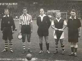 Merodio, sous les couleurs de l'Athletic Club. AthleticClub
