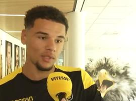 Armando Obispo jugará en el Vitesse. Vitesse