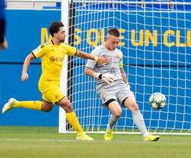 El Barça Juvenil quedó eliminado tras una nueva derrota. FCBMasia
