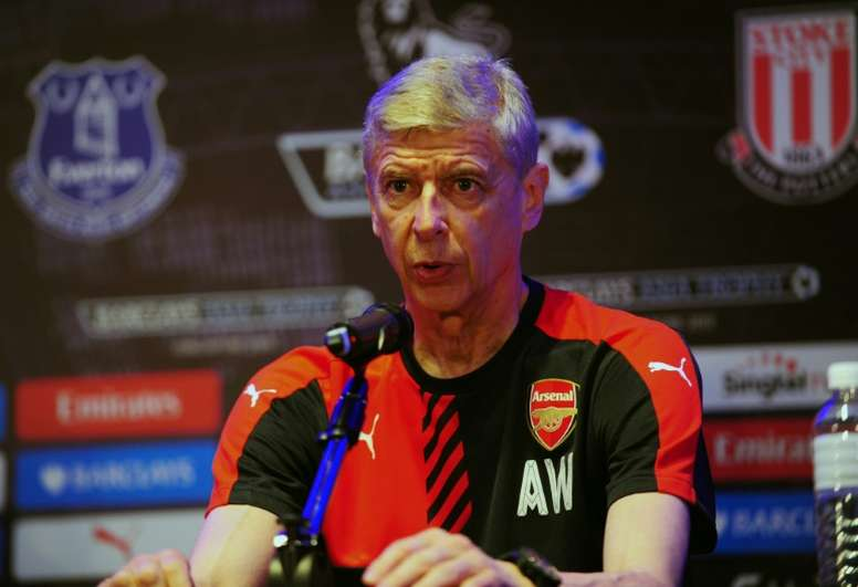 Retirement Panic Keeps Arsenal Boss Wenger Motivated Besoccer