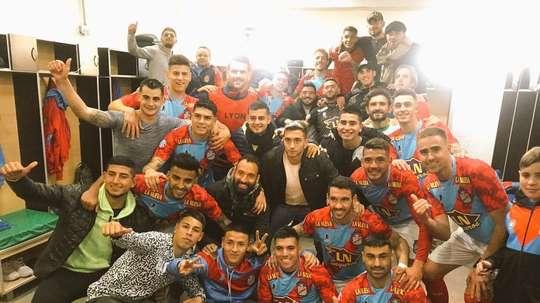 Arsenal reflejó en una foto el sentir del equipo. Twitter/ArsenalOficial