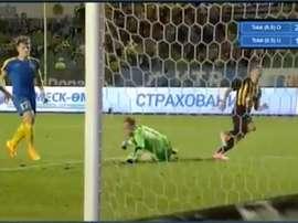 Arshavin anotó dos goles en el estreno de la Europa League 17-18. Twitter