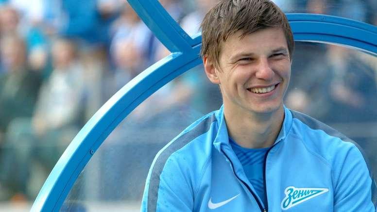Arshavin will be playing for Kazakhstan team FC Kairat. Twitter