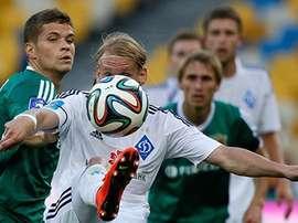 El Dinamo de Kiev ya ficha de cara a la próxima temporada. DinamoKiev