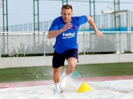 Arthur si avvicina alla Juventus. AFP