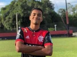 La madre de Arthur Vinícius concedió una entrevista en la 'ESPN'. Flamengo