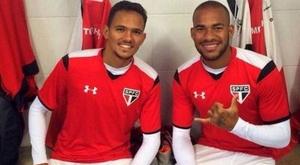Artur ha convencido en Sao Paulo. SaoPaulo