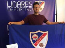 Arturo Cordero refuerza al Linares Deportivo. LinaresDeportivo
