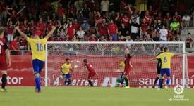 El Cádiz lleva pleno de victorias. LaLiga