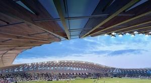 Feu vert pour le stade le plus écolo du monde. ForestGreenRoversFC