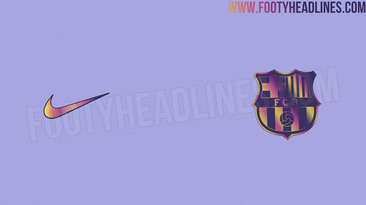 This Is How Barcelona S 2021 22 Away Kit Would Be Besoccer