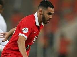 Assaïdi ha rescindido su contrato con el Al-Ahli, al que llegó en enero de 2015. Al-Ahli