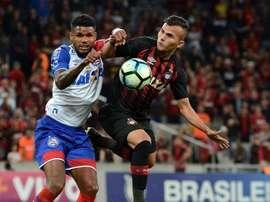 O Atlético foi mais forte frente ao time de Salvador. Goal