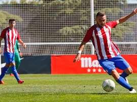 El Atlético certificó pleno de victorias en los partidos disputados en el Cerro del Espino. Atletico