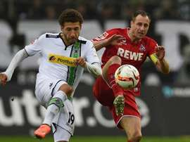 Augsburgo y Borussia Monchengladbach empataron a 2 en el SGL Arena. Twitter