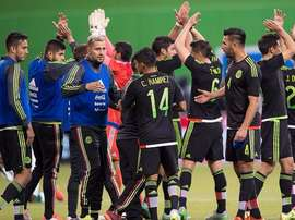 Aunque con alguna dificultad, México se impuso a Senegal. Twitter
