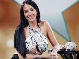 Aura Ruiz fréquenterait Munir. @cazamariposastv