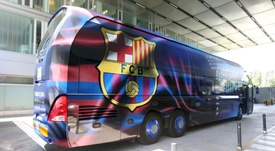 Les plus beaux bus au monde des clubs de foot. Twitter