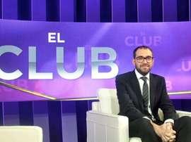 Axel Torres trabajará para el club de sus amores. Captura