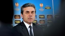 Kocaman sería el plan B del Fenerbahçe si no llega Blanc. AFP