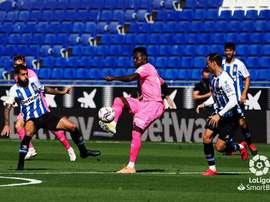 Espanyol y Mallorca empataron. LaLiga