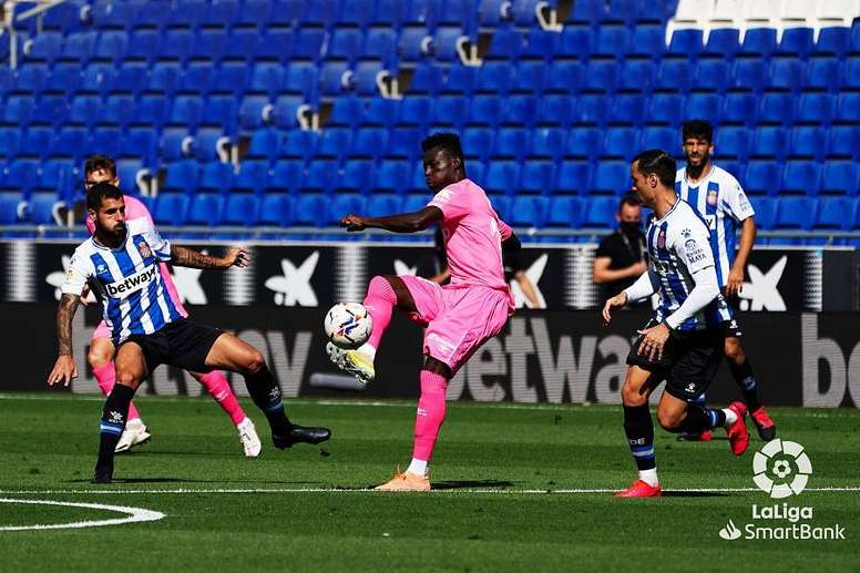El Espanyol recibe la visita del Mirandés. LaLiga