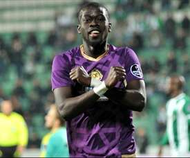 Ndiaye is believed to be a target for Everton. OsmanlisporFK
