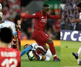 Os 10 jogadores africanos mais caros da história. EFE/AFP