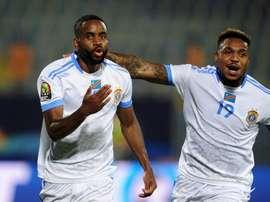 Bakambu négocie avec l'Atletico. AFP