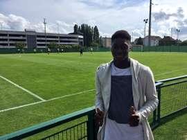 Bakayoko ha cerrado su cesión al Sochaux. Sochaux