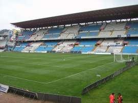 Balaídos acogió el único partido en Primera de Carolo. Twitter