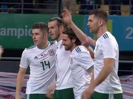 Bale vai sair da China como o maior goleador do Gales, de todos os tempos. beINSports