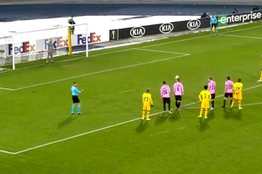 Bale riporta in parità l'incontro. MovistarLigadeCampeoenes