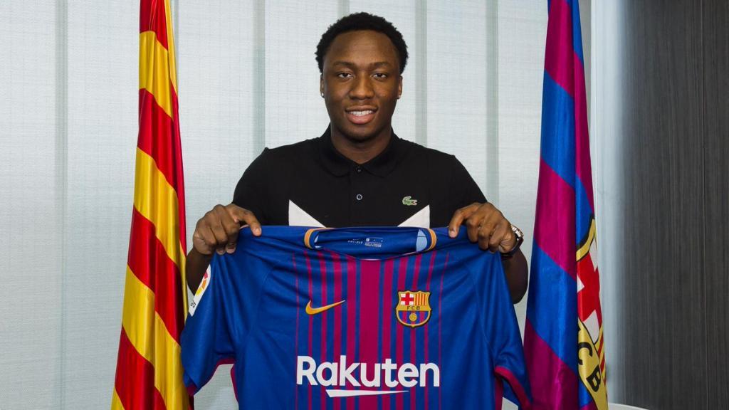 Ballou Tabla, la promesa de la MLS que llegaría al Barcelona