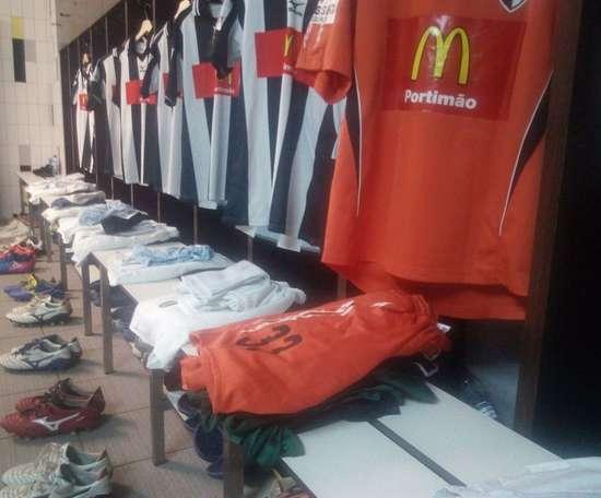 O Portimonense vai jogar no seu estádio. Portimonense
