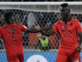 Dante slammed Balotelli's failure to take responsibility. aFP