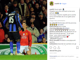 Des excuses polémiques. Instagram/mb459
