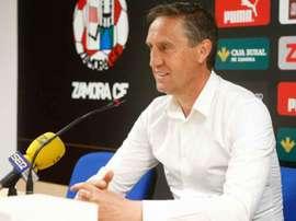 Baltasar Sánchez, más conocido como 'Balta', ha sido destituido como técnico del Zamora. LaOpinióndeZamora