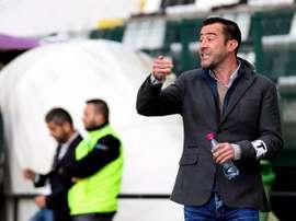 Barbosa no continuará siendo técnico del Oriental portugués. Twitter